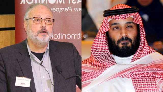 Kata-kata Tajam Khashoggi yang Bikin Panas Telinga Putra Mahkota Saudi