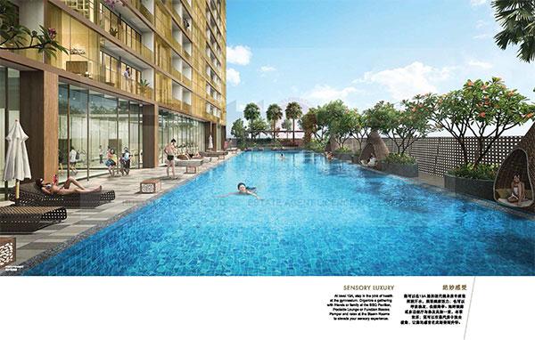 The Peak @ Cambodia Pool