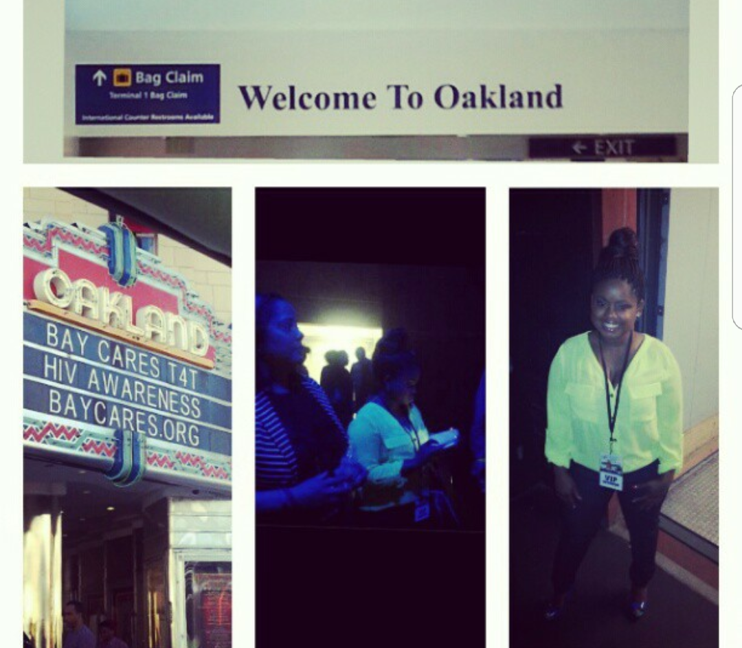 E40 and I: Spreading HIV/AIDS Awareness in Oakland  Flash Back