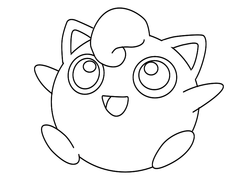 how to draw pokemon characters