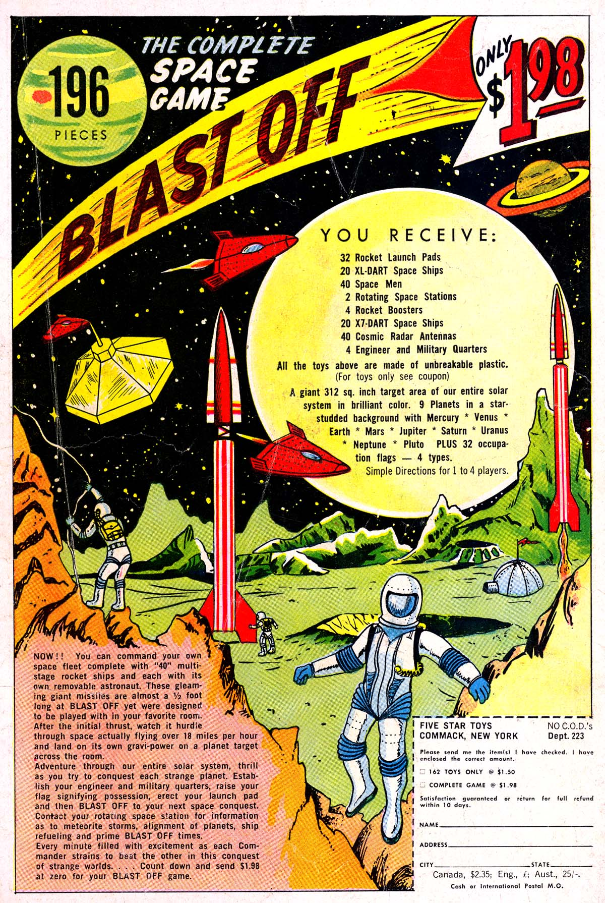 Strange Adventures (1950) issue 155 - Page 36