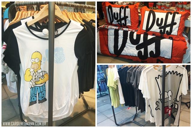 A coleção que você precisa conhecer  Os Simpsons na Riachuelo ... c93685a43ff