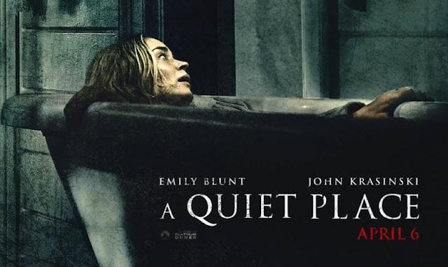قصة فيلم الرعب الجديد أي كوايت بليس a quiet place