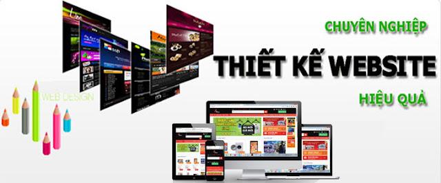 Thiết kế web tại Đà Lạt, Bảo Lộc, Lầm Đồng giá rẻ chuyên nghiệp