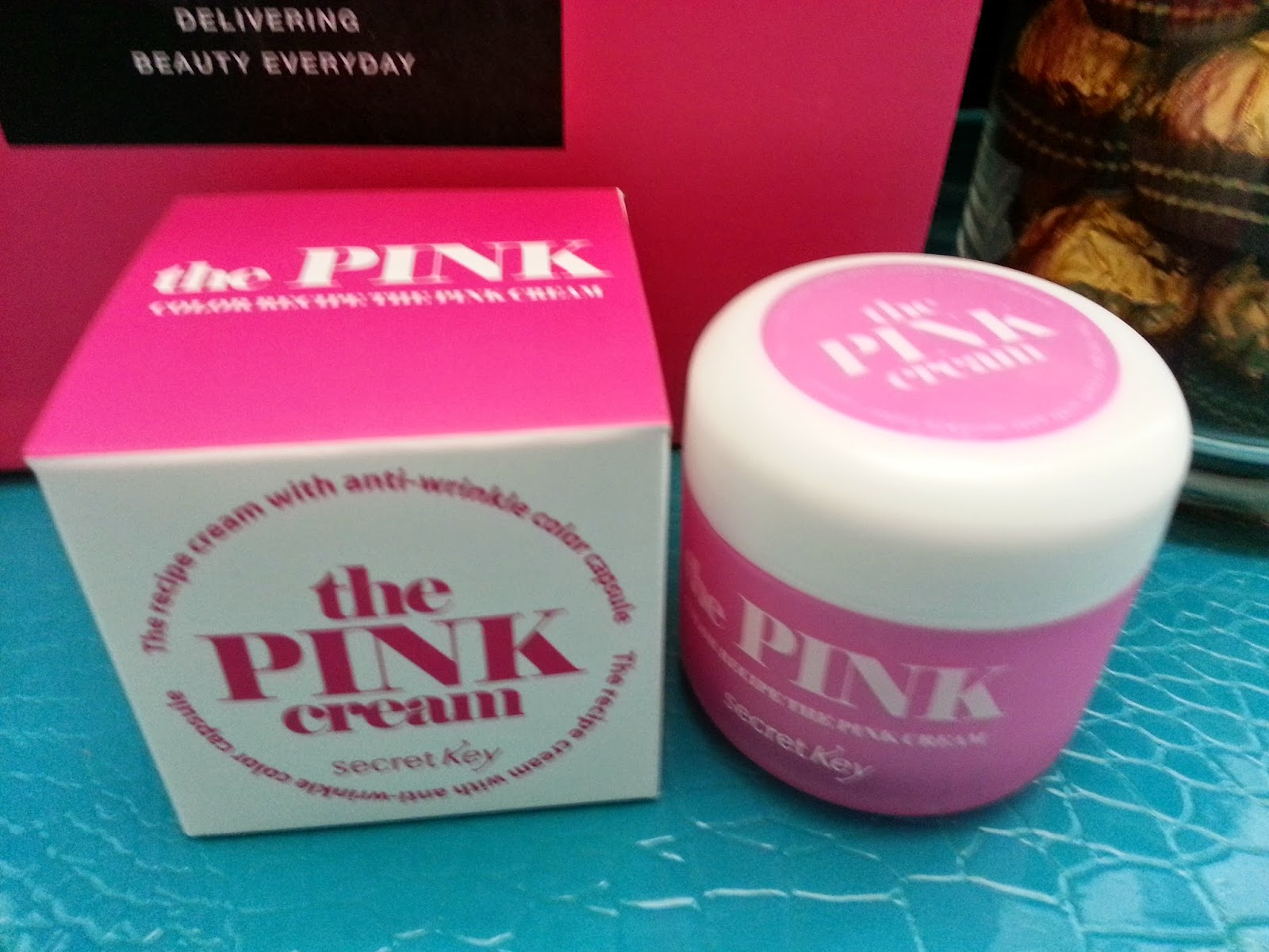 Secret Key Color Recipe The Pink Cream