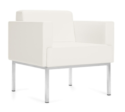 White Lounge and Reception Furniture