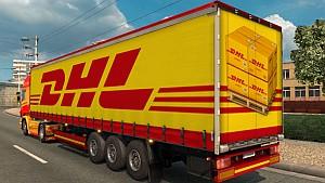 DHL trailer mod 2