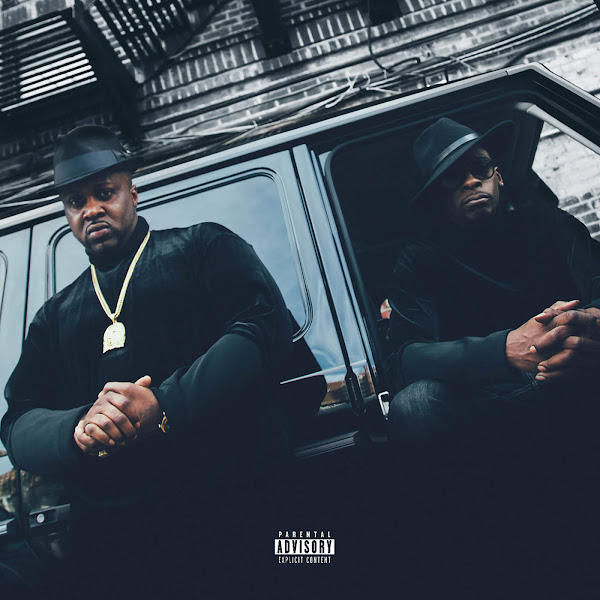 Smoke DZA & Pete Rock - Black Superhero Car (feat. Rick Ross) - Single Cover