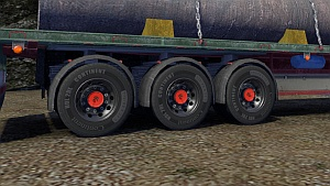 Sirius wheels for trailers