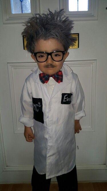 1. El científico loco