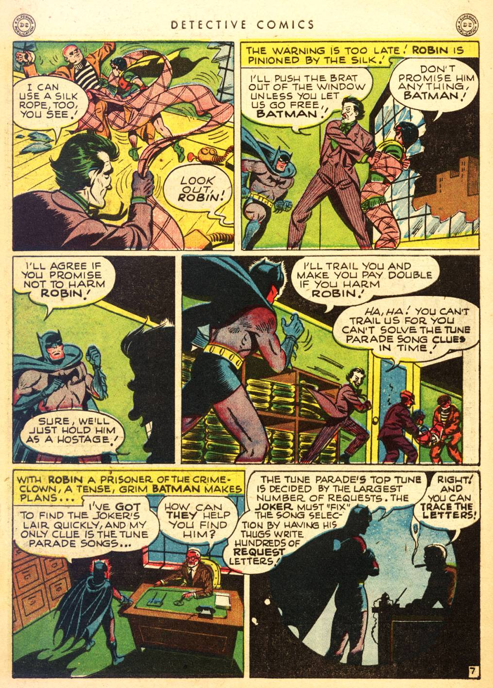 Detective Comics (1937) 124 Page 8