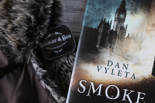 Rezension Dan Vyleta Smoke Buch