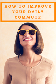 pin how to improve commute woman