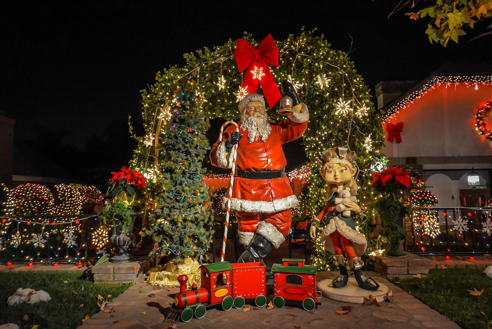 Christmas Lights Rancho Cucamonga