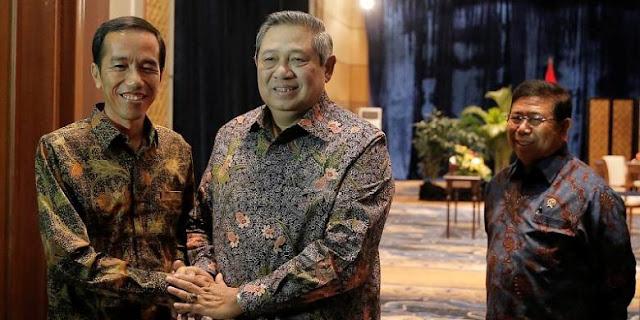 Istana: Masukan dan Kritik Harus Diterima, Apalagi dari Mantan Presiden SBY