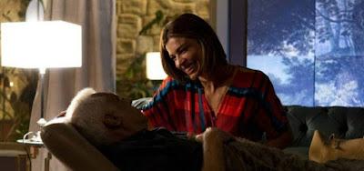 Alberto (Antonio Fagundes) exigirá que Paloma (Grazi Massafera) passe a noite com ele no hospital