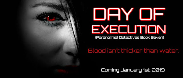 Lily Luchesi, Day of Execution release day party on Facebook