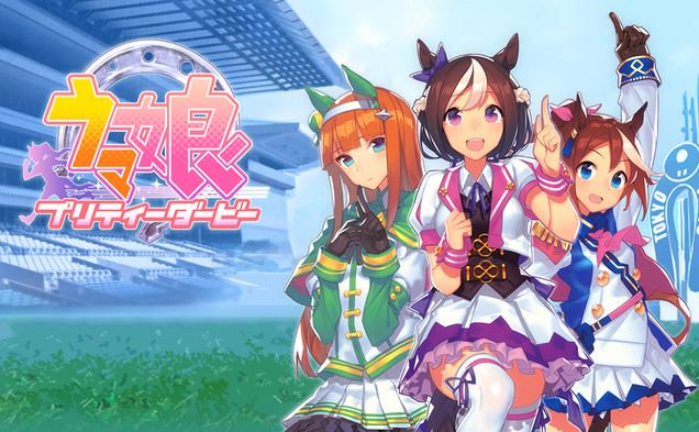 Anime Uma Musume: Pretty Derby