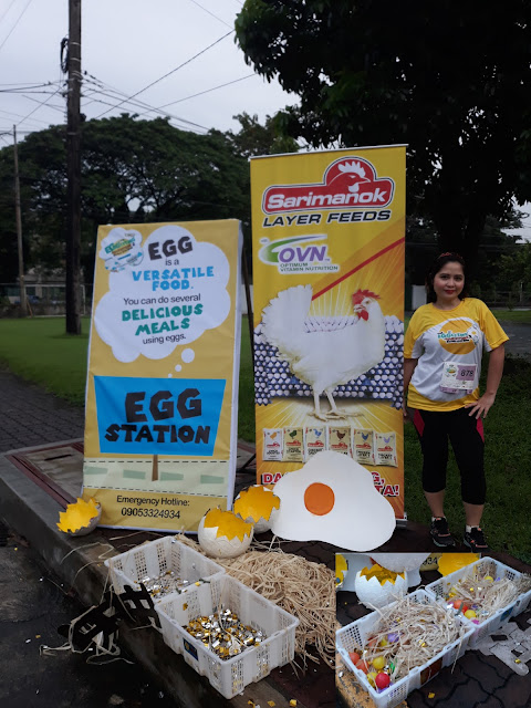 Pisceanrat Fun Run Experience at Eggciting Adventure Family 2017!