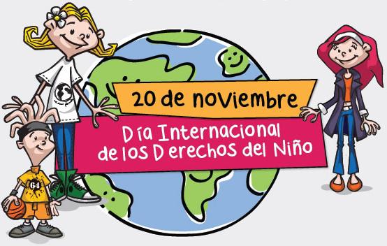 Plastilina Y Lápiz 20 De Noviembre Día De Los Derechos: ESTE COLE TAMBIÉN MOLA: Día Internacional De Los