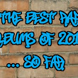 The Best Rap Albums of 2015 (So Far) | The Essence of Rap and Hip-Hop