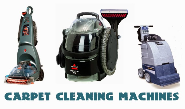best machine for carpet cleaning