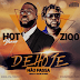 BAIXAR MP3    Hot Blaze - De Hoje Não Passa (Feat. Ziqo)     2019