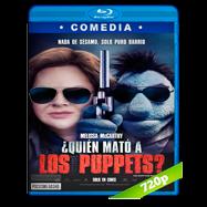 ¿Quién mató a los Puppets? (2018) BRRip 720p Audio Latino-Ingles