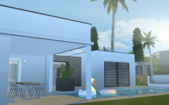 maison cc telechargement Sims 4