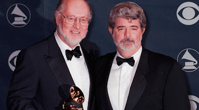 John  Williams si George Lucas