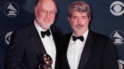 John  Williams si George Lucas