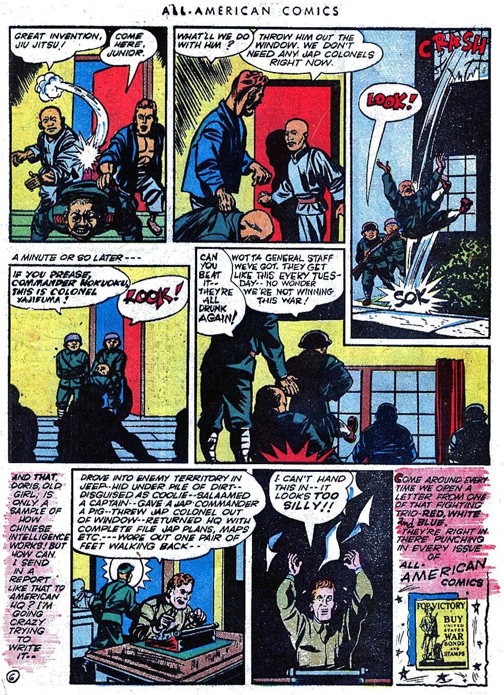 Read online All-American Comics (1939) comic -  Issue #63 - 40