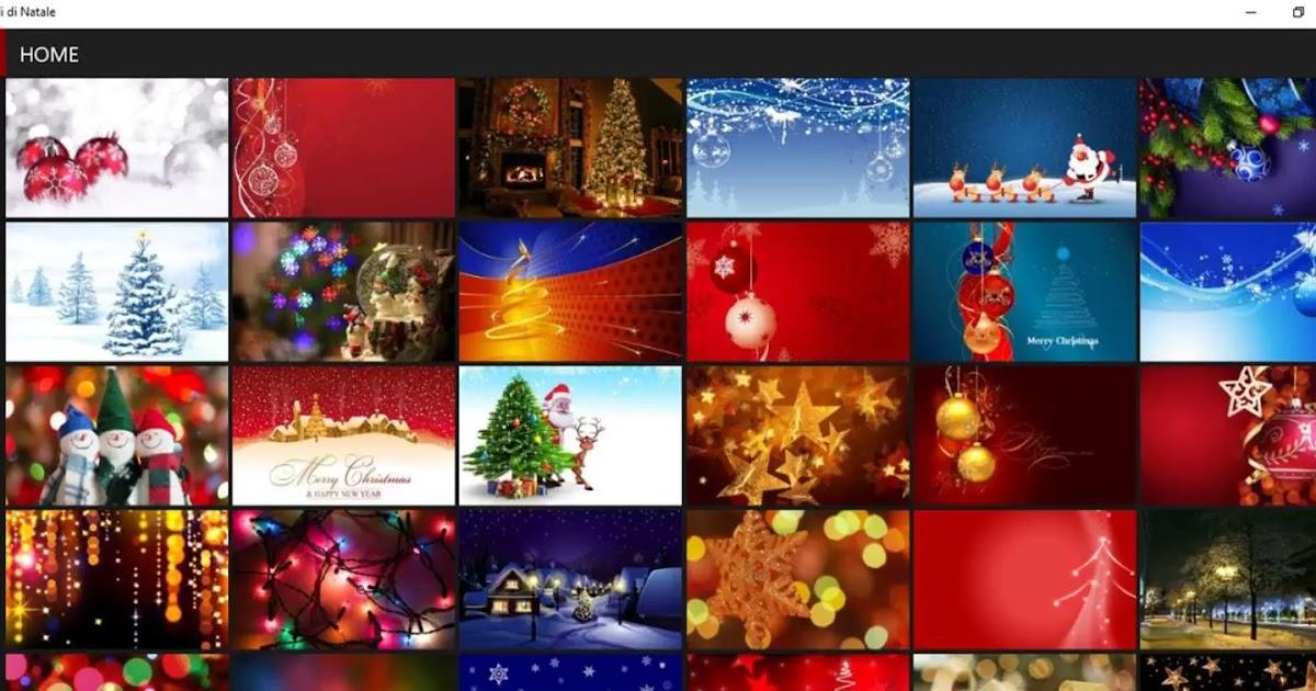 Sfondi Natalizi Animati Per Desktop.Il Natale Sul Pc Con I Migliori Sfondi E Temi Festivi Per Windows Navigaweb Net