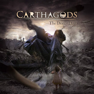"Carthagods - ""The Devil's Dolls"" (ep)"
