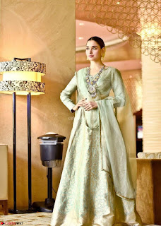 Tamannah Bhatia Stunning in Green Salwar Suit Amazing Beauty Ethnic Suit Feb 2017 06.jpg