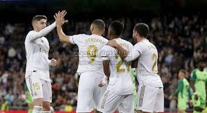 بخماسية ريال مدريد يحقق فوز كاسح على فريق ليغانيس من الجولة العاشره في الدوري الاسباني