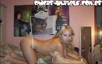 Antonella estudiante modelo