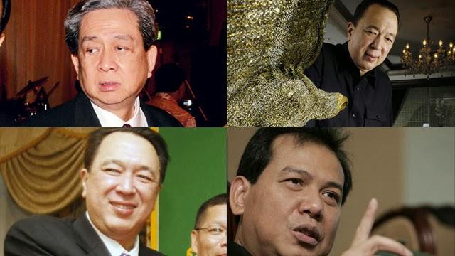 Orang-Orang Terkaya Di Indonesia  2013 Versi Forbes