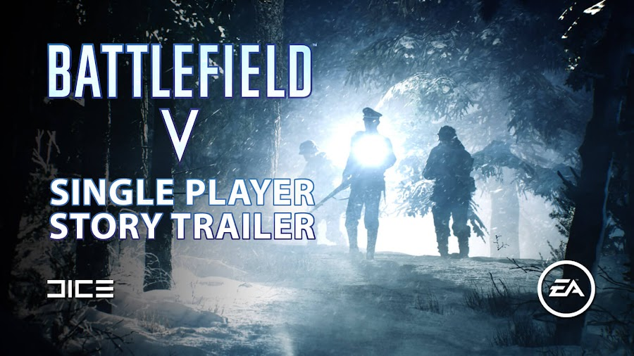 battlefield v single player war story