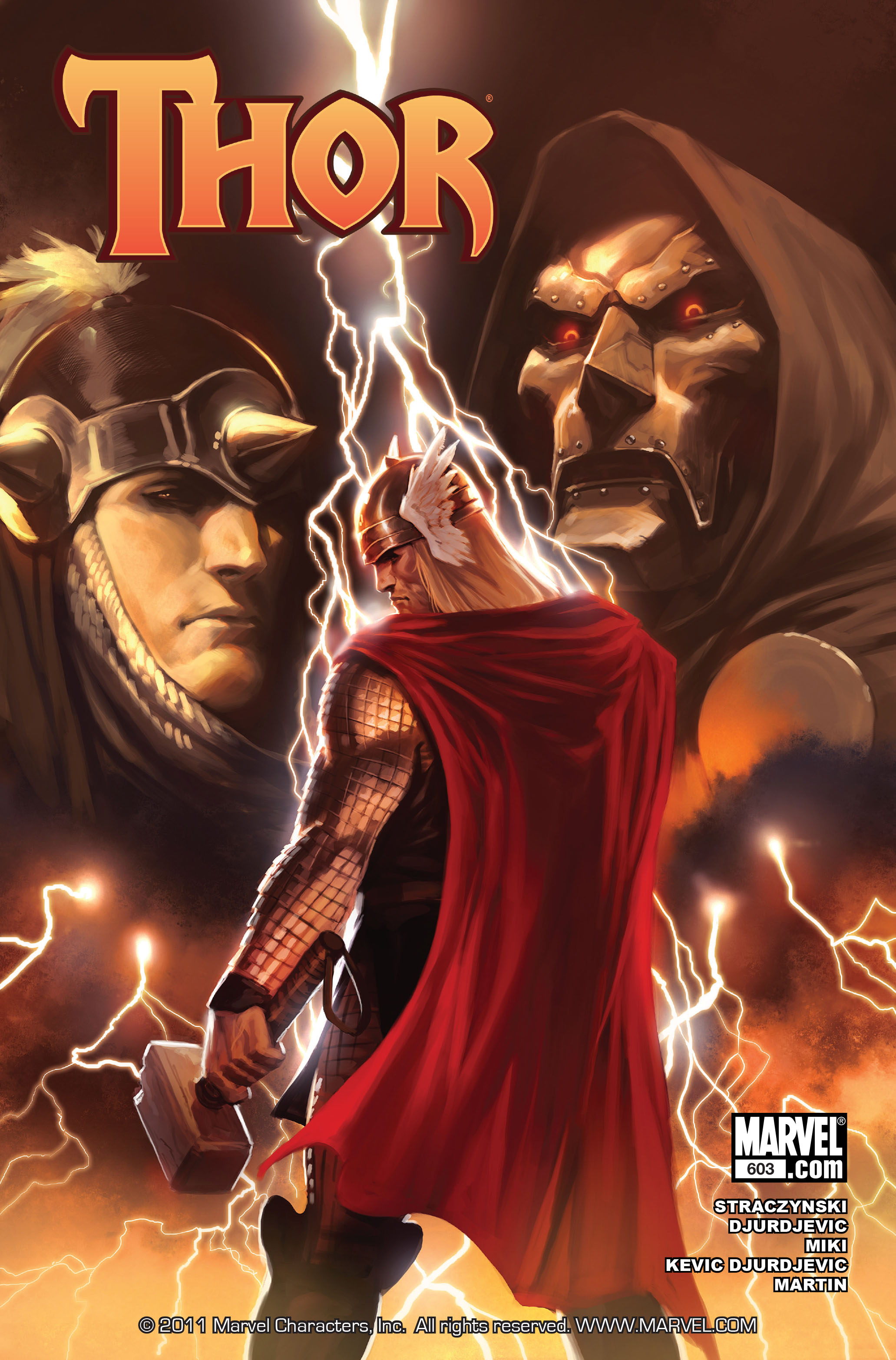 Thor (2007) Issue #603 #16 - English 1