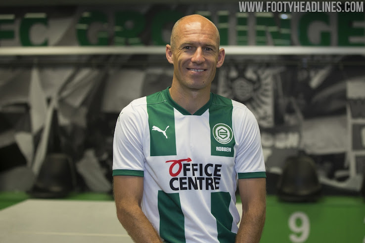 Groningen 20 21 Home Away Kits Released To Be Worn By Robben Footy Headlines