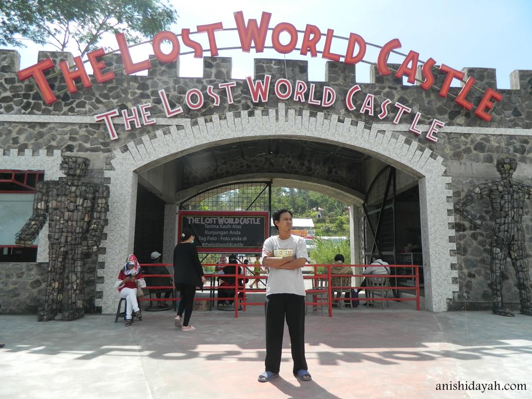 Sangpetualang The Lost World Castle Jogja Dunia Yang Hilang