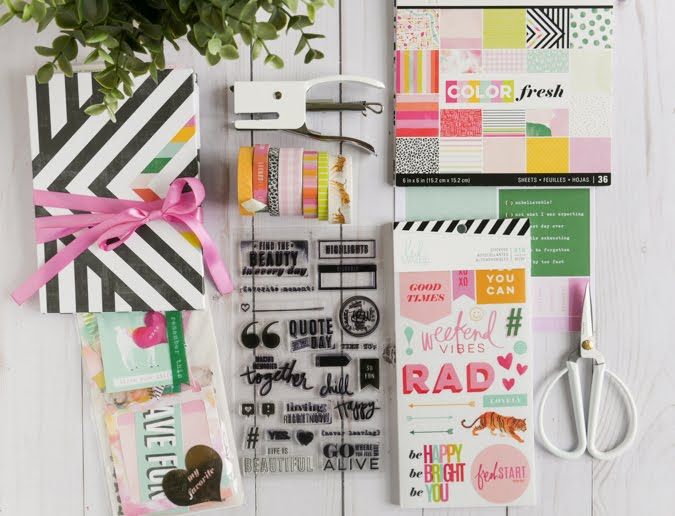 New Heidi Swapp Classroom Class coming soon by Jamie Page | @jamiepate for @heidiswapp
