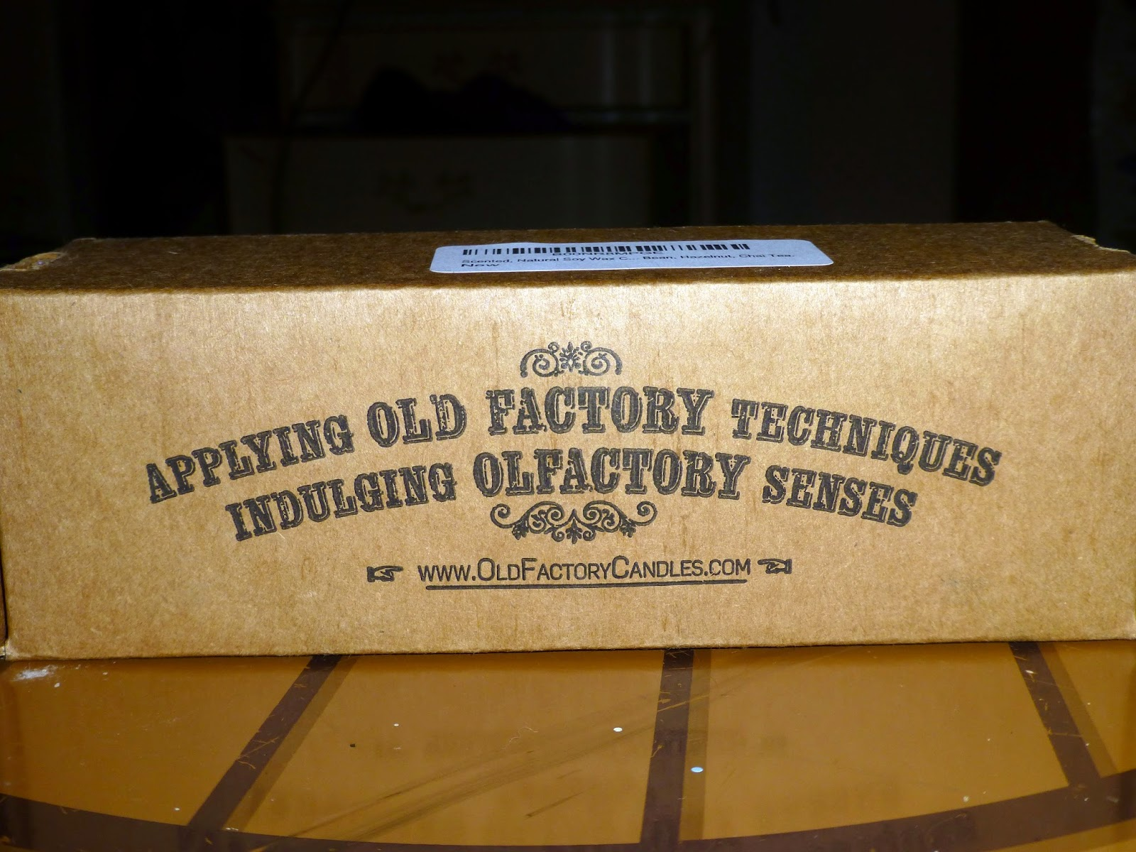 Old Factory Candles Coffee Shop Review Giveaway
