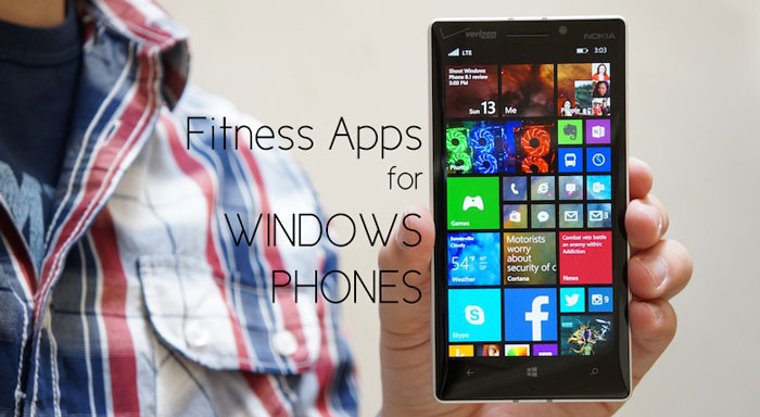 List Of Other Windows Phone Fitness Apps