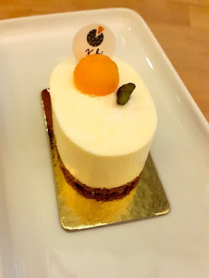 Fromage Melon cake at Kki Sweets SOTA