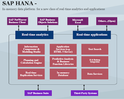 SAP HANA In-Memory Data Platform