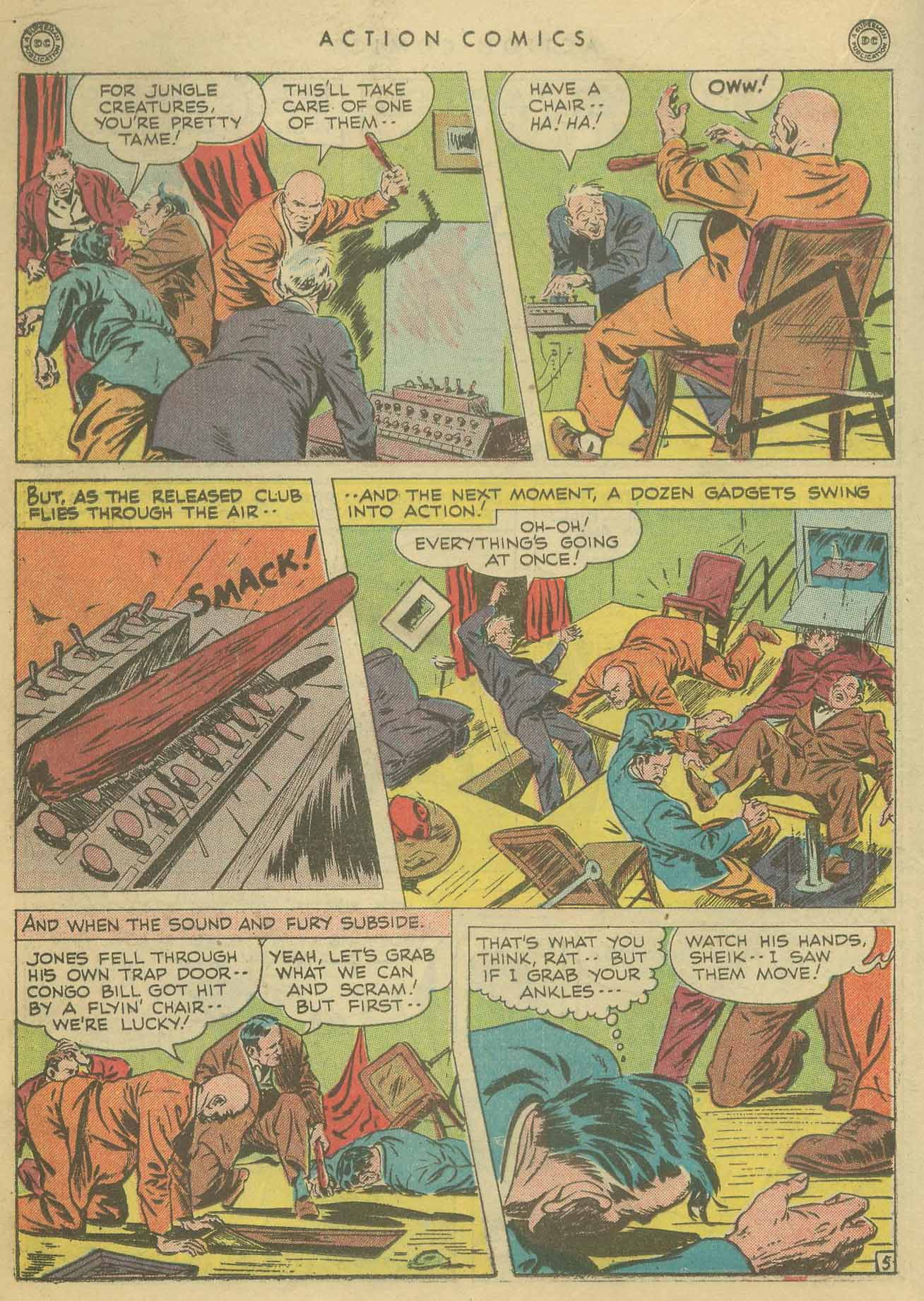 Read online Action Comics (1938) comic -  Issue #102 - 25