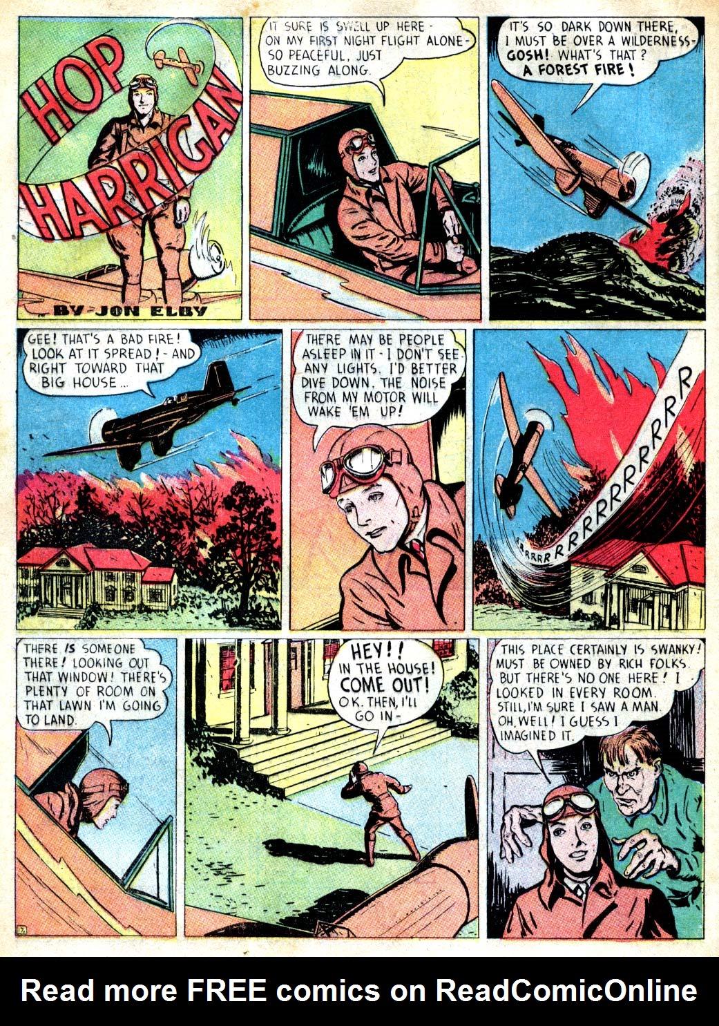 Read online All-American Comics (1939) comic -  Issue #5 - 38