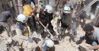 KEJAM! Serangan Udara Rezim Syiah Suriah Hantam Rumah Sakit Anak, Bunuh 10 Orang